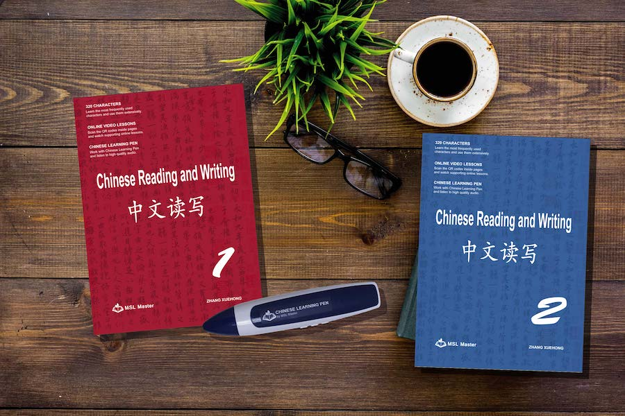 Chinese Learning Pen Value Pack pre-order starts soon!